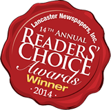 Lancaster Newspapers Readers' Choice Award