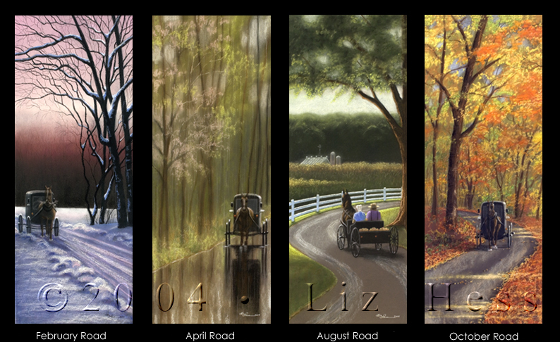 4 Seasons Amish Road Series