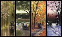 4 Seasons Amish Road Series