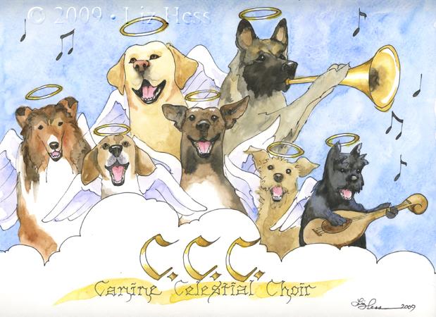 Canine-Celestial-Choir