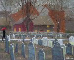 Charter Street Cemetery, Salem