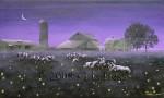 Fireflies & Cows