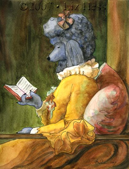Fragonard's-Poodle