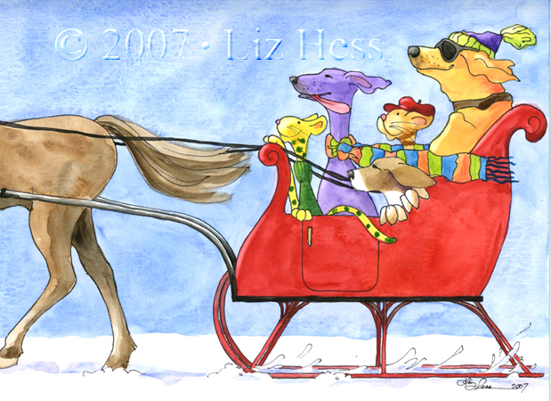 One-Horse-Open-Sleigh
