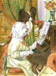 Renoir's-Westie-&-Papillon