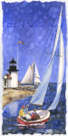 Sailing On Nantucket