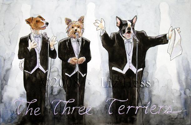 TheThreeTerriers