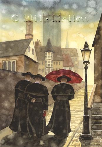 The Three Vicars