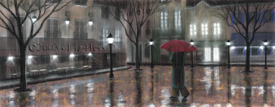 Rain-On-The-Square