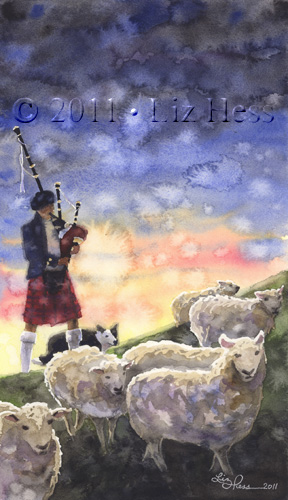 The Bag Piper II