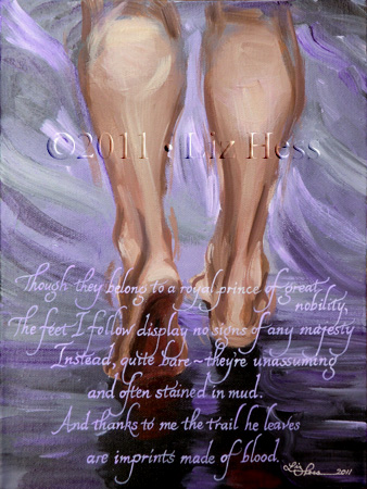 The Feet I Follow