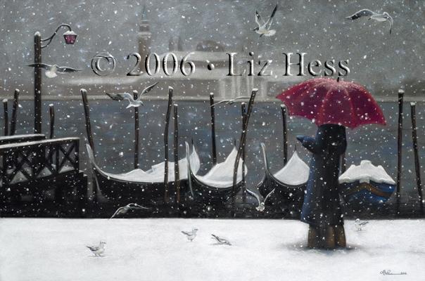 Venetian Snow II