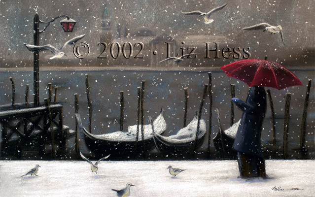 venetian-snow-red-umbrella