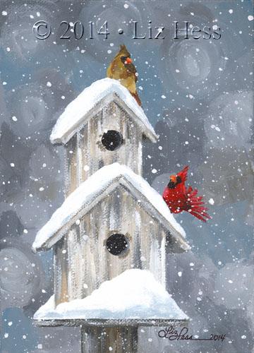 Cardinal-Pair