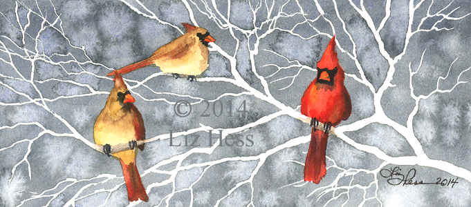 Three-Cardinals-II