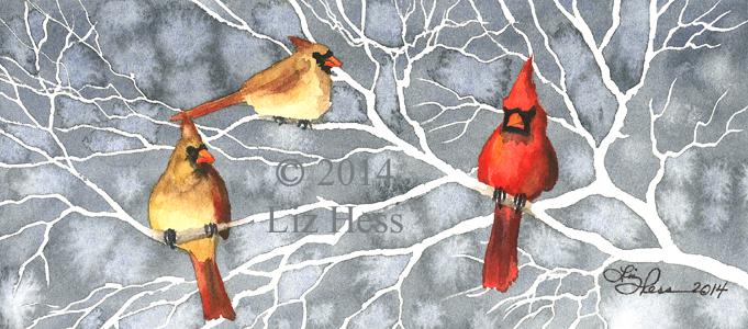 Three-Cardinals-II