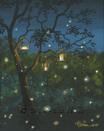 Lanterns-And-Lightning-Bugs