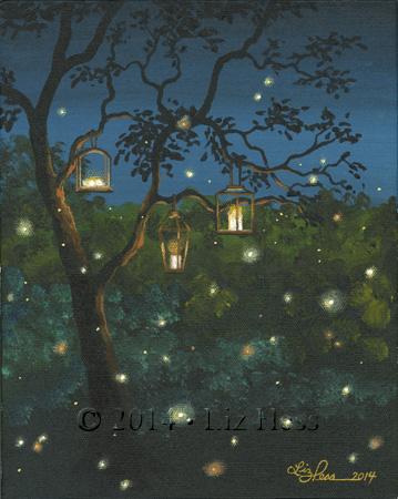 Lanterns-And-Lightning-Bugs