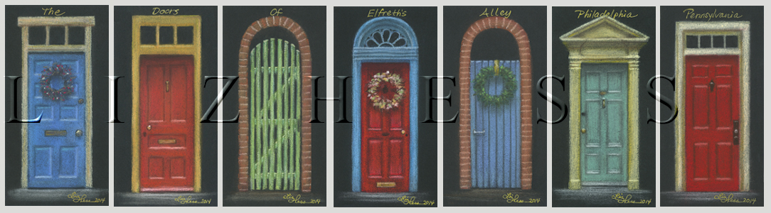 The-Doors-Of-Elfreth's-Alley