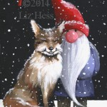 A-Gnome-&His-Fox