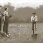 1930s-Ladies'-Golf-Club