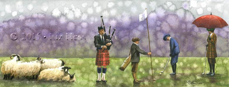 Highland-Spectators