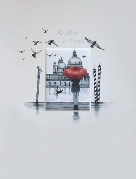 Sketching-Venice