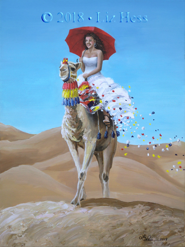 Michele,The Camel,AndTheDream