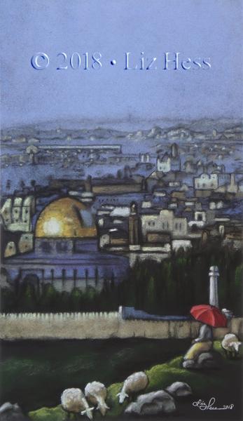 OverlookingJerusalem